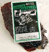 Black Pepper Venison Jerky